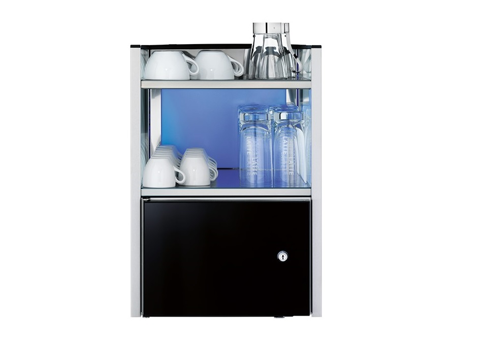 Nahřívač šálků s chladničkou (široký)